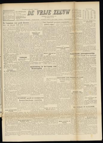 de Vrije Zeeuw 1947-11-18