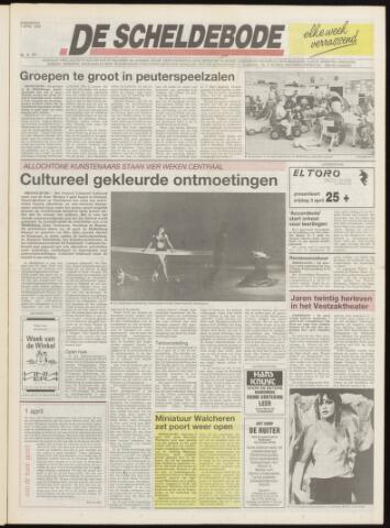 Scheldebode 1992-04-01