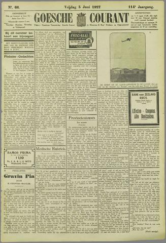 Goessche Courant 1927-06-03