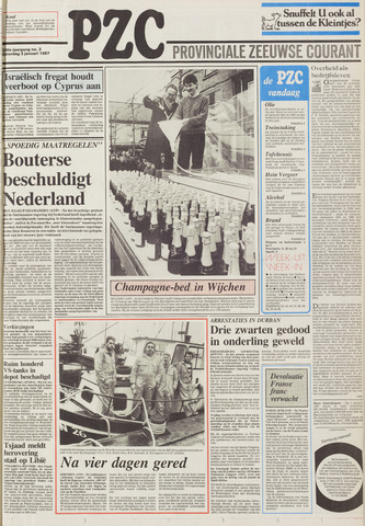 Provinciale Zeeuwse Courant 1987-01-03