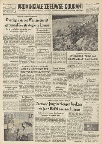 Provinciale Zeeuwse Courant 1957-09-10