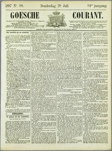 Goessche Courant 1897-07-29
