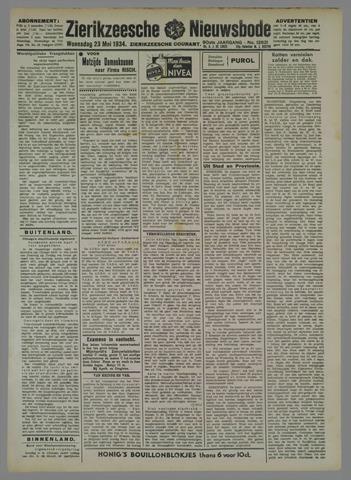 Zierikzeesche Nieuwsbode 1934-05-23
