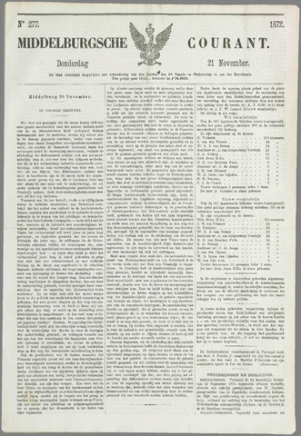 Middelburgsche Courant 1872-11-21