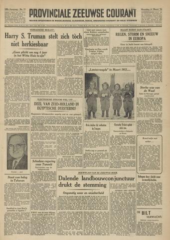 Provinciale Zeeuwse Courant 1952-03-31
