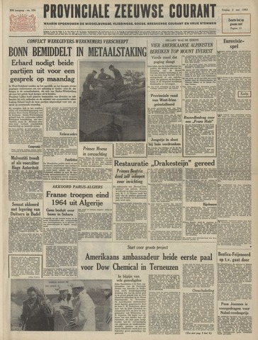 Provinciale Zeeuwse Courant 1963-05-03