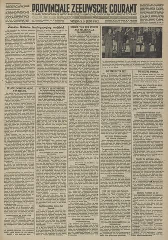 Provinciale Zeeuwse Courant 1942-06-05