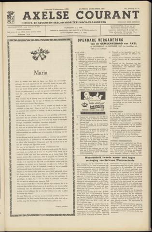 Axelsche Courant 1967-12-23