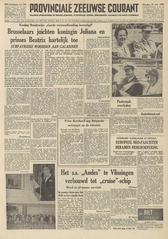 Provinciale Zeeuwse Courant 1960-05-31