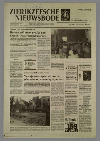 Zierikzeesche Nieuwsbode 1981-12-03
