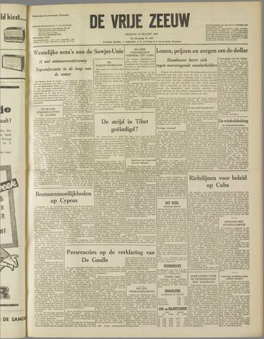 de Vrije Zeeuw 1959-03-27