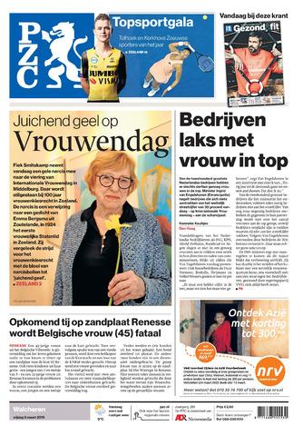 Provinciale Zeeuwse Courant 2019-03-08