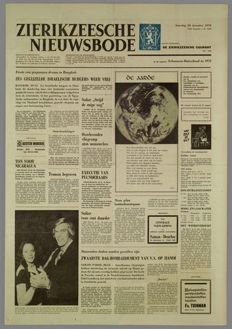 Zierikzeesche Nieuwsbode 1972-12-30