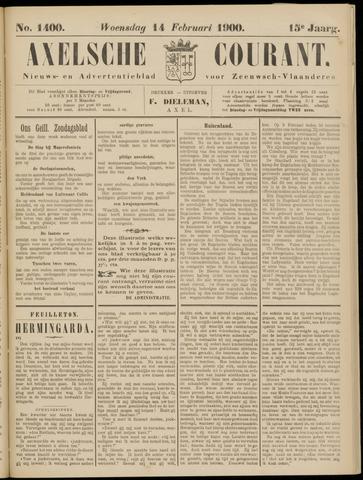 Axelsche Courant 1900-02-14