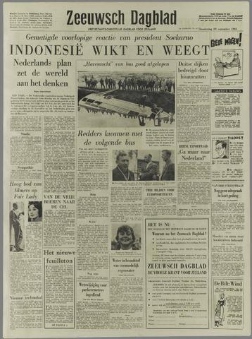 Zeeuwsch Dagblad 1961-09-28