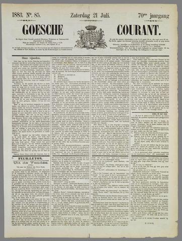 Goessche Courant 1883-07-21
