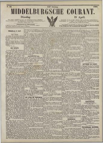 Middelburgsche Courant 1902-04-15