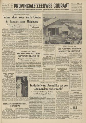 Provinciale Zeeuwse Courant 1954-12-29
