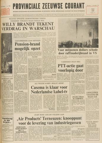 Provinciale Zeeuwse Courant 1970-12-07