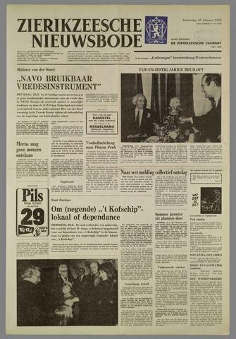 Zierikzeesche Nieuwsbode 1975-02-27