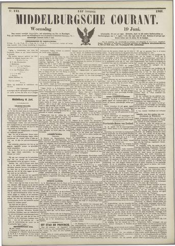 Middelburgsche Courant 1901-06-19