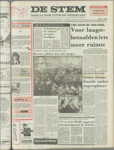 de Stem 1980-03-22