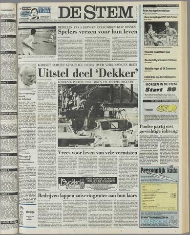 de Stem 1989-08-21