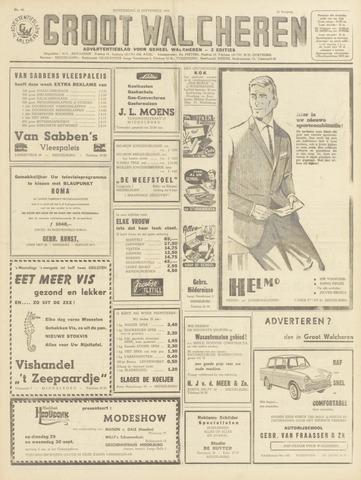 Groot Walcheren 1964-09-24