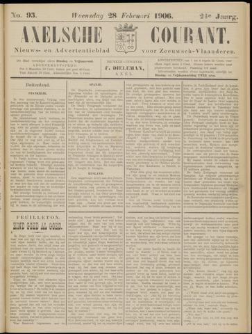 Axelsche Courant 1906-02-28