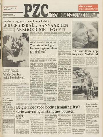 Provinciale Zeeuwse Courant 1975-09-01