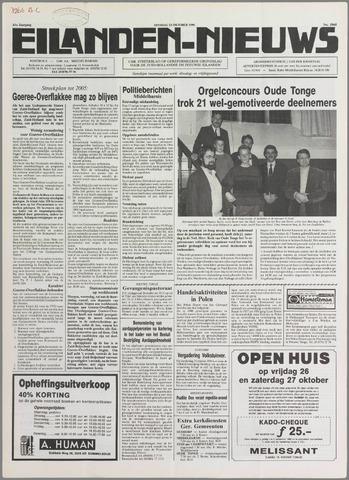 Eilanden-nieuws. Christelijk streekblad op gereformeerde grondslag 1990-10-23