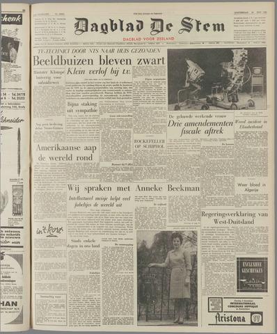 de Stem 1961-11-30