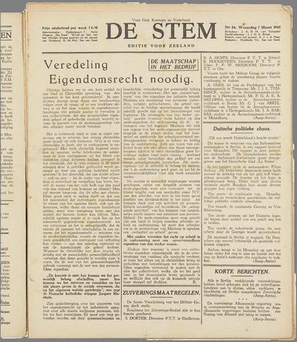de Stem 1945-03-07