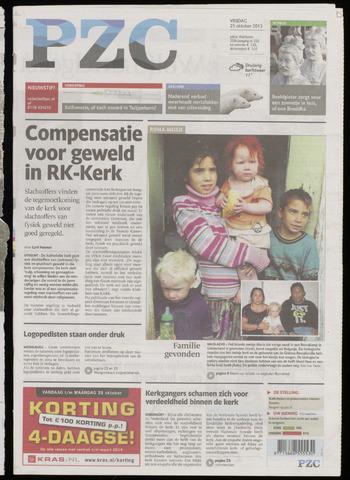 Provinciale Zeeuwse Courant 2013-10-24