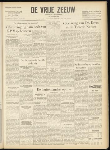 de Vrije Zeeuw 1957-12-04