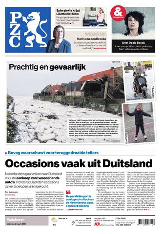 Provinciale Zeeuwse Courant 2018-03-03