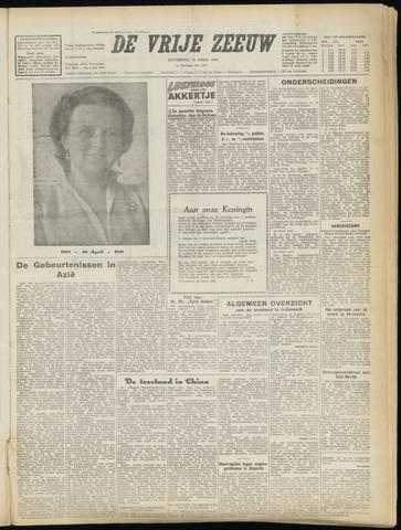 de Vrije Zeeuw 1949-04-30