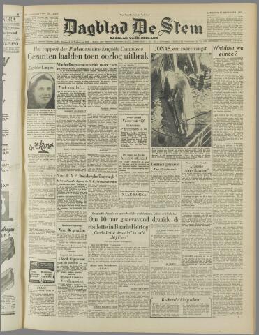 de Stem 1952-09-27