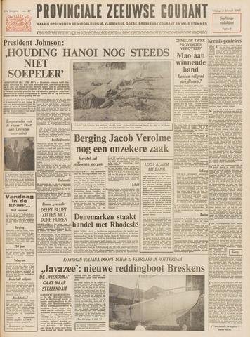 Provinciale Zeeuwse Courant 1967-02-03