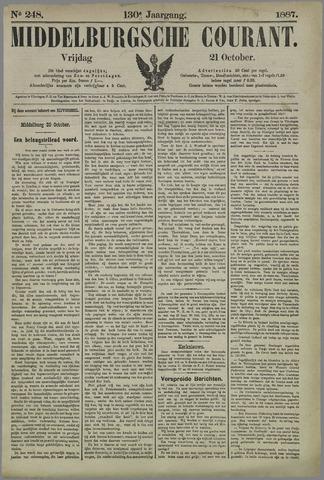 Middelburgsche Courant 1887-10-21