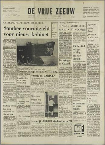 de Vrije Zeeuw 1971-01-20