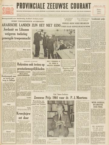 Provinciale Zeeuwse Courant 1964-09-08
