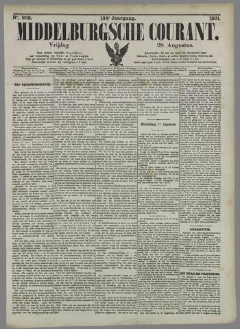 Middelburgsche Courant 1891-08-28