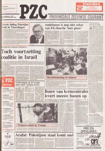 Provinciale Zeeuwse Courant 1988-12-20
