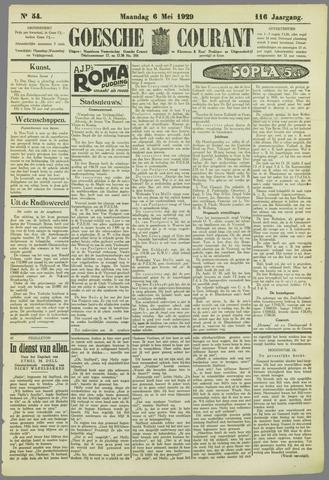 Goessche Courant 1929-05-06