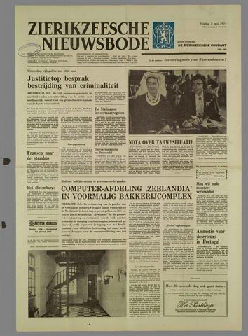 Zierikzeesche Nieuwsbode 1974-05-03