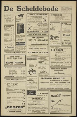 Scheldebode 1961-02-02