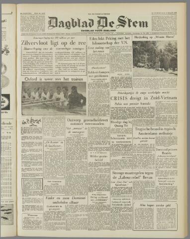 de Stem 1955-03-09