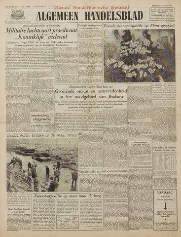Watersnood documentatie 1953 - kranten 1953-03-27