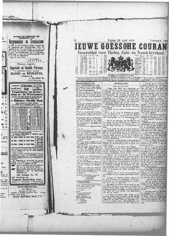 Nieuwe Goessche Courant 1879-04-25